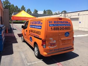Mold Removal Vans
