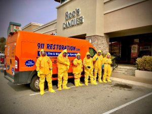 911-restoration-Chicago-Sanitization Services
